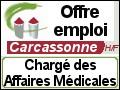 Recrute : Chargé des Affaires Médicales