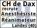 Recrute : Anesth�siste R�animateur