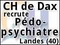 Recrute : P�dopsychiatre