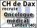 Recrute : Oncologue m�dical