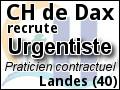 Recrute : Urgentiste