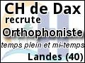 Recrute : Orthophoniste (temps plein et mi-temps)