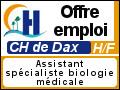 Recrute : Assistant sp�cialiste en biologie m�dicale