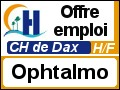Recrute : Ophtalmologiste médico-chirurgical