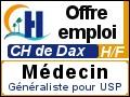 Recrute : Médecin Généraliste pour unité de soins palliatifs
