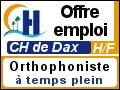 Recrute : Orthophoniste à temps plein