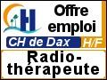 Recrute : Radiothérapeute