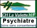 Recrute : Clinicien hospitalier Psychiatre