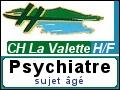 Recrute : PH Psychiatre : psychiatrie du sujet âgé