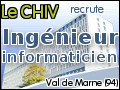 Recrute : Ing�nieur charg� d'application en informatique hospitali�re