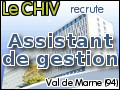 Recrute : Assistant de gestion