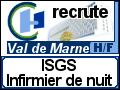 Recrute : ISGS de nuit p�le m�decine et ASUR