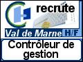 Recrute : Contr�leur de gestion (grade : ACH ou AA)