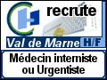 Recrute : M�decin interniste ou Urgentiste exp�riment�