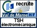 Recrute : TSH Responsable atelier �lectrom�canique
