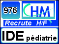 Recrute : IDE en p�diatrie