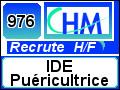 Recrute : IDE/Pu�ricultrice dipl�m�e d'�tat.