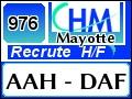 Recrute : AAH  direction des affaires financi�res secteur suivi comptable et financier