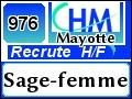 Recrute : Sage femme