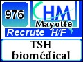 Recrute : TSH biom�dical