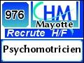 Recrute : Psychomotricien