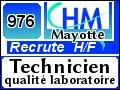 Recrute : Technicien qualit� laboratoire
