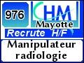 Recrute : Manipulateur radiologie