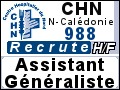 Recrute : Assistant Généraliste
