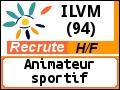 Recrute : Animateur sportif