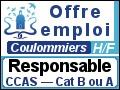 Recrute : Responsable du CCAS