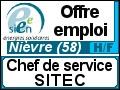 Recrute : Chef de service SITEC