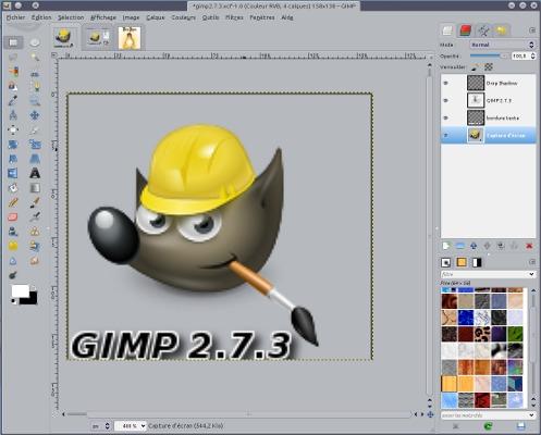 Gimp2.7.2
