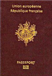 Passeport biom�trique