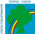 Logo : Hôpital départemental de Felleries Liessies
